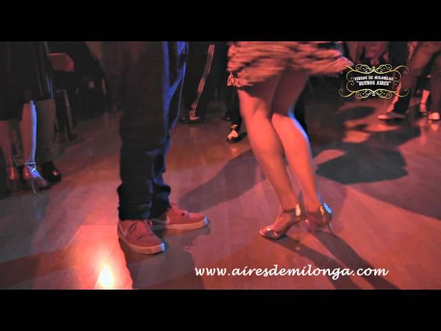 Cagliari, Milonga La Argentina, Tango en Italia, Cerdeña