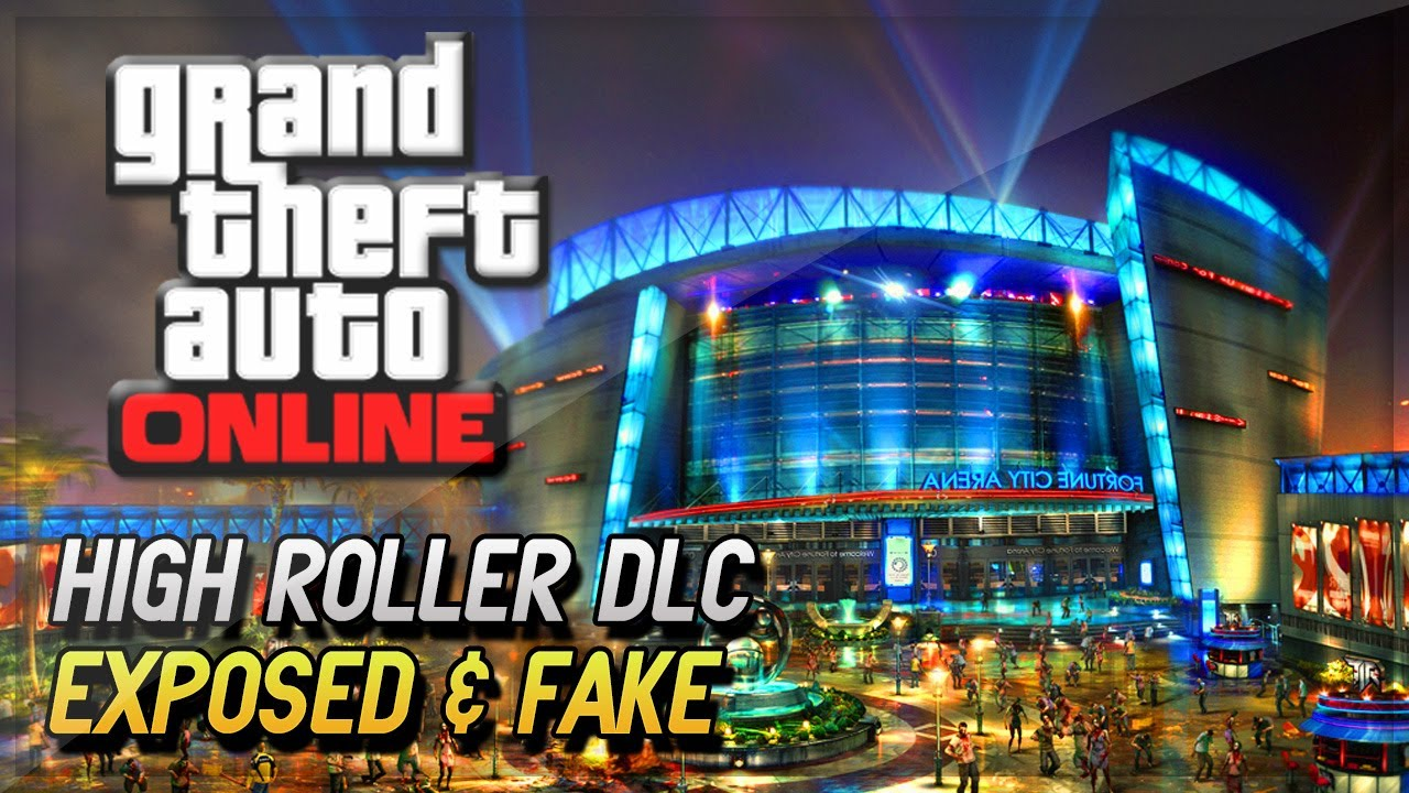 gta v online casino update briliant