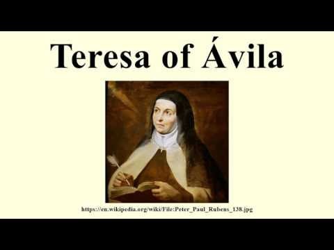 Teresa of Ávila