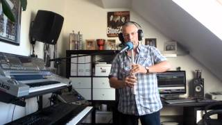 """My heart will go on"" live played on Low & Tin Whistle and Technics KN 7000 by Musiker Lanze"