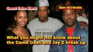 What you might not know about the Dame Dash and Jay Z break up