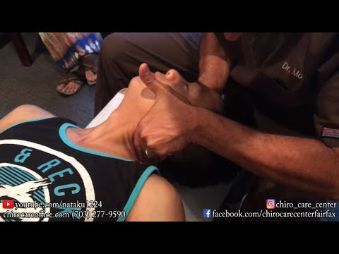 First Time Chiropractic Adjustment on a Facebook Follower with Asthma and Food Allergies