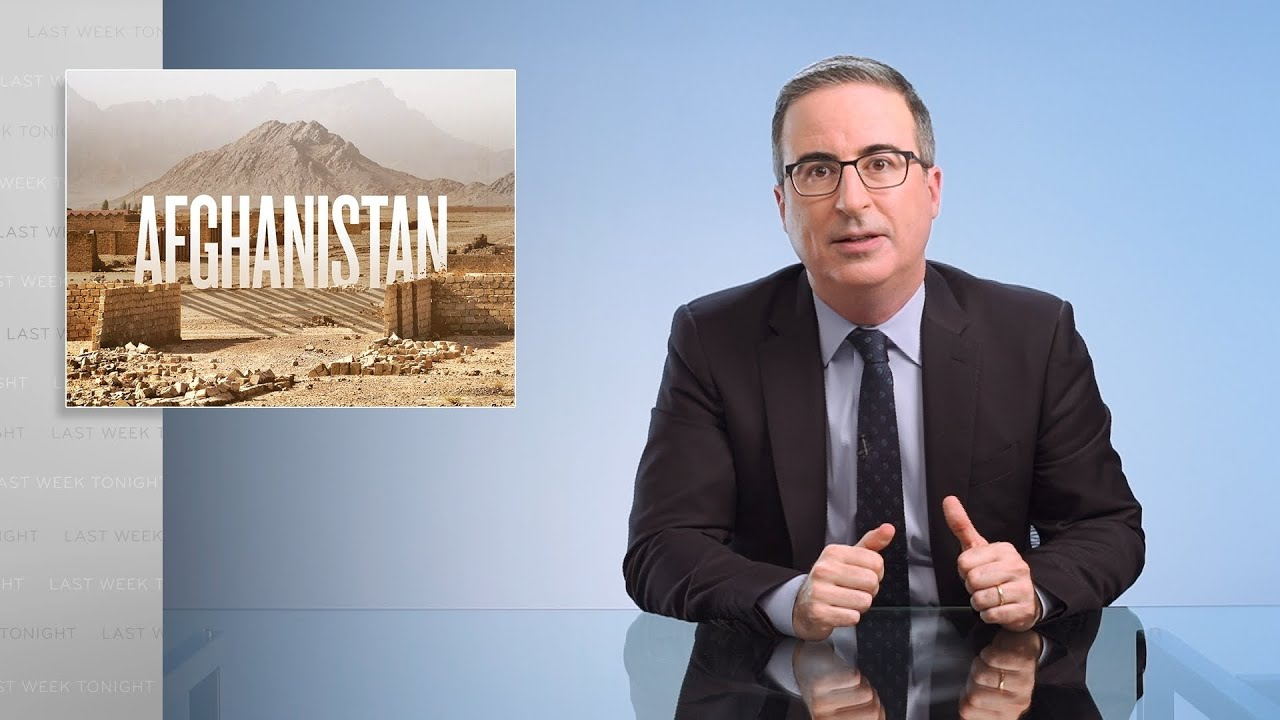 Download Afghanistan: Last Week Tonight with John Oliver (HBO)