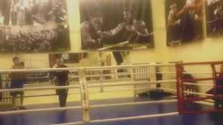 Бокс ИСАА - Мехмат
