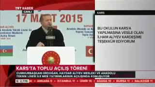 Receb Tayyib Erdogan Bahtiyar Vahabzade !!!