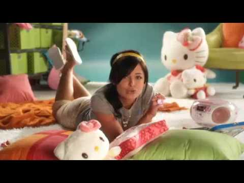 Hello Kitty -  Hello World - Official Music Video and Album!