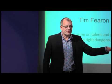 TEDxPortsmouth - Tim Fearon - Why Focusing On Human Potential Is Pointless