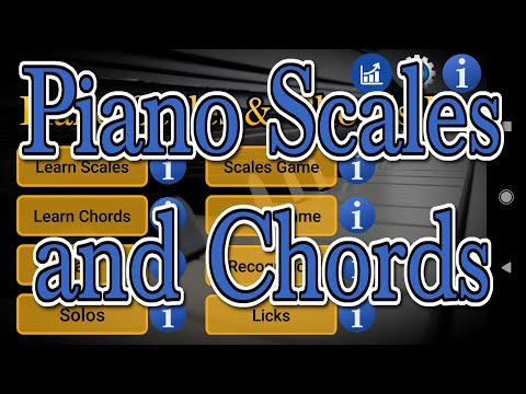 Piano Scales Chords Free Apps On Google Play