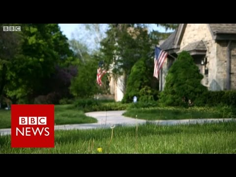 Inside the mind of white America - BBC News