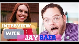 Jay Baer Social Pros Host | Interview With Kate Volman | SOCIAL MEDIA FOR SMALL BUSINESS