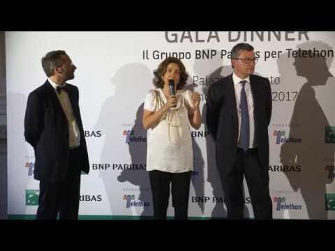 Charity Dinner BNL Milano Palazzo Archinto