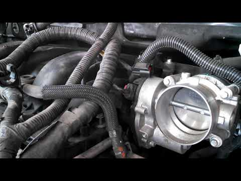 Spark plug replacement 2013 Ford Edge 3.5L V6.  Lincoln MKX How to Install, remove or replace