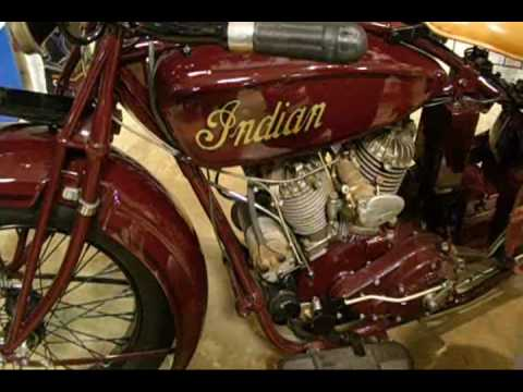 1926 Indian Big Chief vintage motorcycle antique