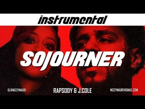 Rapsody ft. J. Cole - Sojourner (INSTRUMENTAL) *reprod*