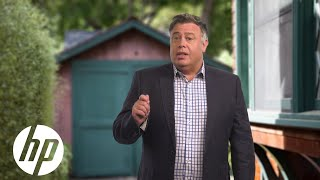 Welcome to the Garage: CEO Dion Weisler on Storytelling | HP