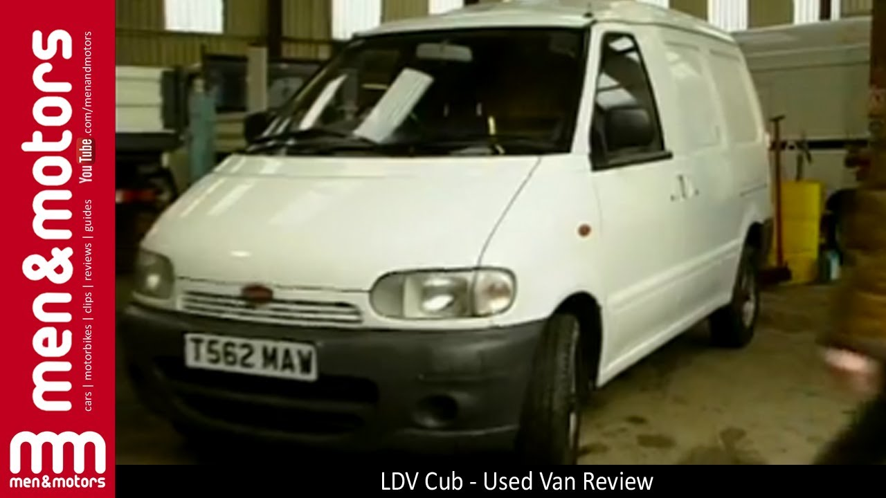 Ldv Cub - Used Van Review