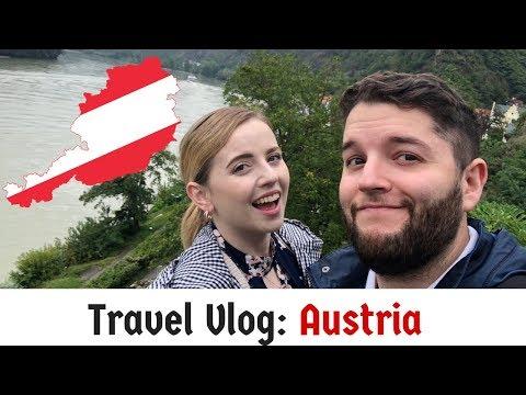 Travel Vlog: Austria (Vienna, Melk, Danube Valley)