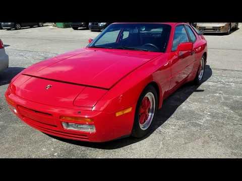 1986 Porsche 944 Turbo for sale Auto appraisal Detroit $24,900 800-301-3886