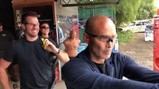 マーク・ダカスコス射撃トレーニング『ジョン・ウィック:パラベラム』