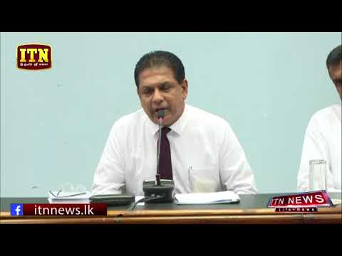 Anura Dissanayake - Secretary, Ministry of environment 20032018
