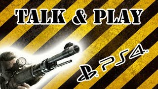 Talk & Play - Sniper Elite V2 and PS4 Bundles (Greek Commentary)