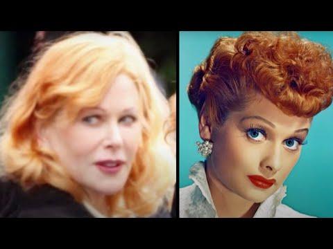 Nicole Kidman's STUNNING Transformation Into Lucille Ball
