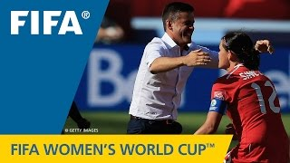 HIGHLIGHTS: Canada v. China PR - FIFA Women's World Cup 2015