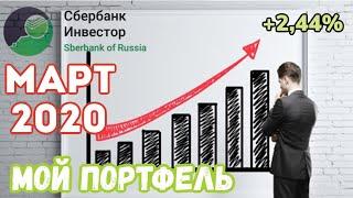Купил акции Газпром, лента, Северсталь. Результаты инвестиций Сбербанк инвестор