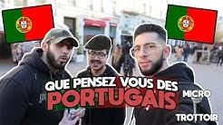 Ce que les gens pensent des Portugais ? - La MeuteTV