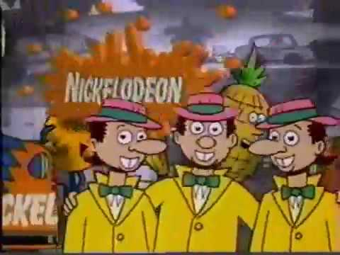 Nickelodeon old theme song