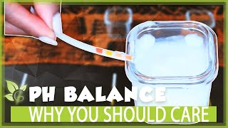 Ph Balance (Part 2/2) ~ Why should you care? What Does it all Mean to hair care? Thumbnail