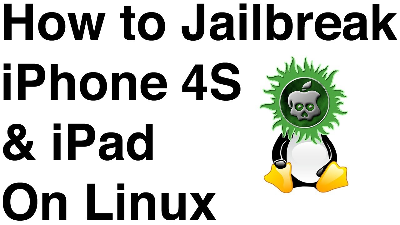iOS 5 Untethered Jailbreak: How to Use Absinthe on Linux to