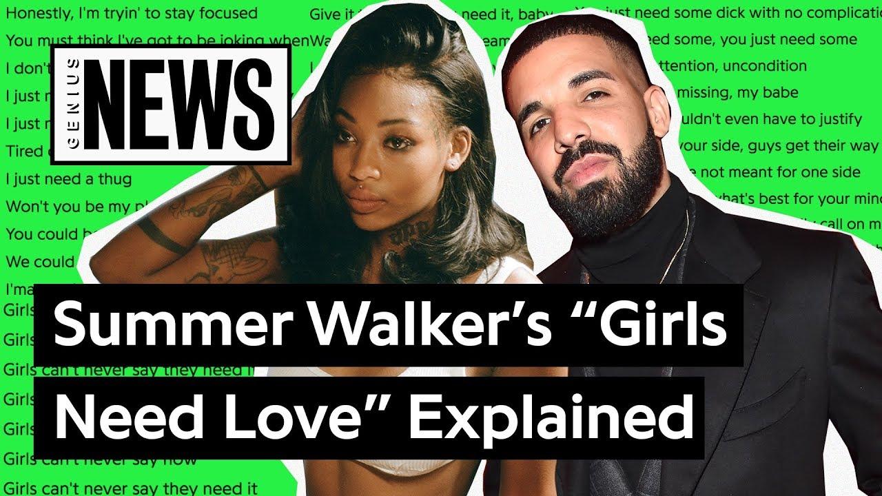 "Summer Walker & Drake's ""Girls Need Love (Remix)"" Explained | Song Stories"