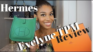 Gambar cover HERMES EVELYNE TPM REVIEW   Price, What Fits + Modshots!   KWSHOPS