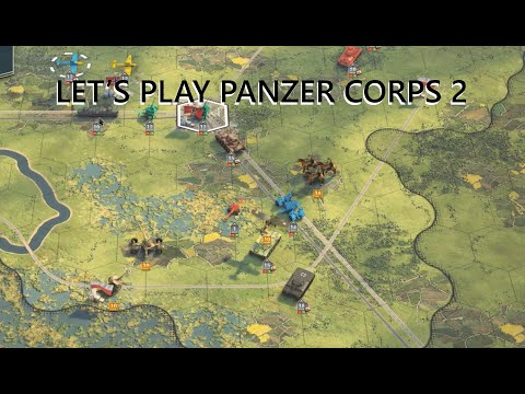 Panzer Corps 2: Axis Operations - AO 1939, L'vov |