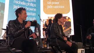 Jakob Dylan & Andrew Slater, Echo In The Canyon, Full Q & A