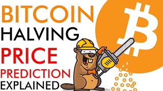 Bitcoin Halving Price Prediction [explained]