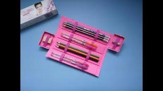 Toothpaste box—DIY—Pencil-box 牙膏盒自制文具盒