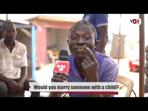 Would You Marry Someone Who Has A Child? | Pulse Vox Pop