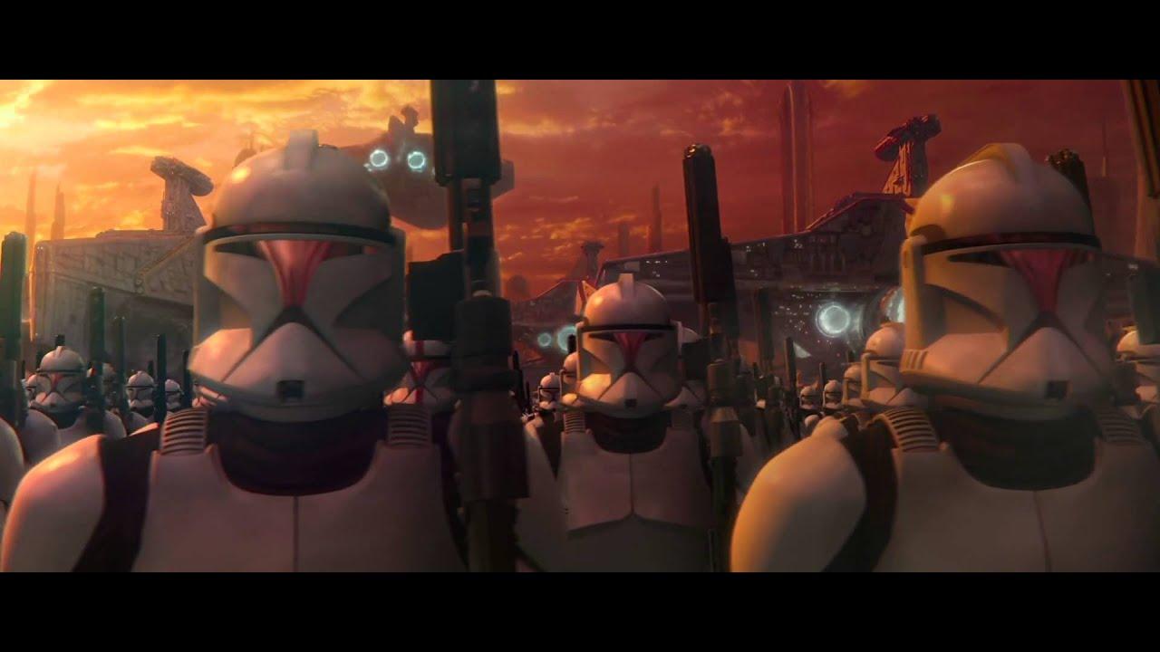Resultado de imagem para star wars episode 2 clone wars