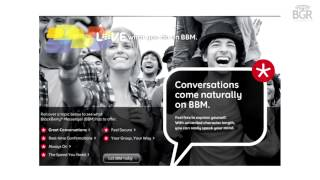 Facebook 3.3 now available for BlackBerry smartphones with BBM integration