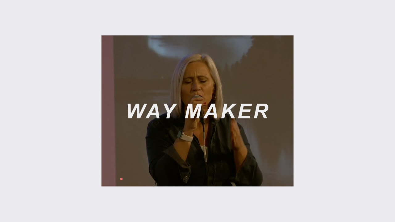 Way Maker (Live worship) - Lou Fellingham Cover Image