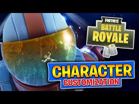 Character Customization Coming Soon?! Fortnite Battle Royale
