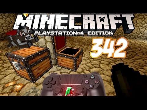 Let's Play Minecraft [Deutsch] Part 342: Wasserfall-Magie [HD/PS4]