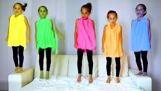 Five Little Monkeys | Five Little Babies Babies Song