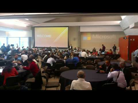 Make It Happen: Global Collaboration at E2 #MSFTEduE2