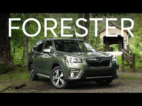 2019 Subaru Forester Quick Drive | Consumer Reports