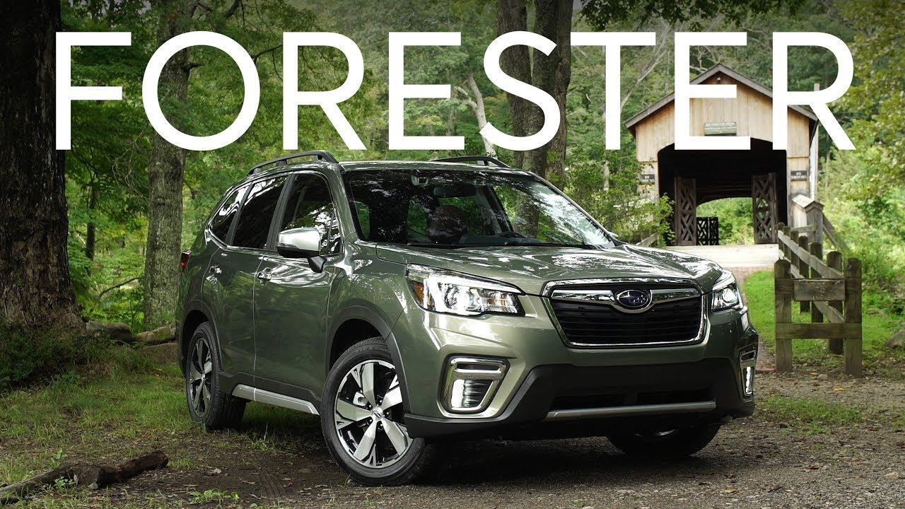 2019 Subaru Forester Quick Drive Consumer Reports Youtube