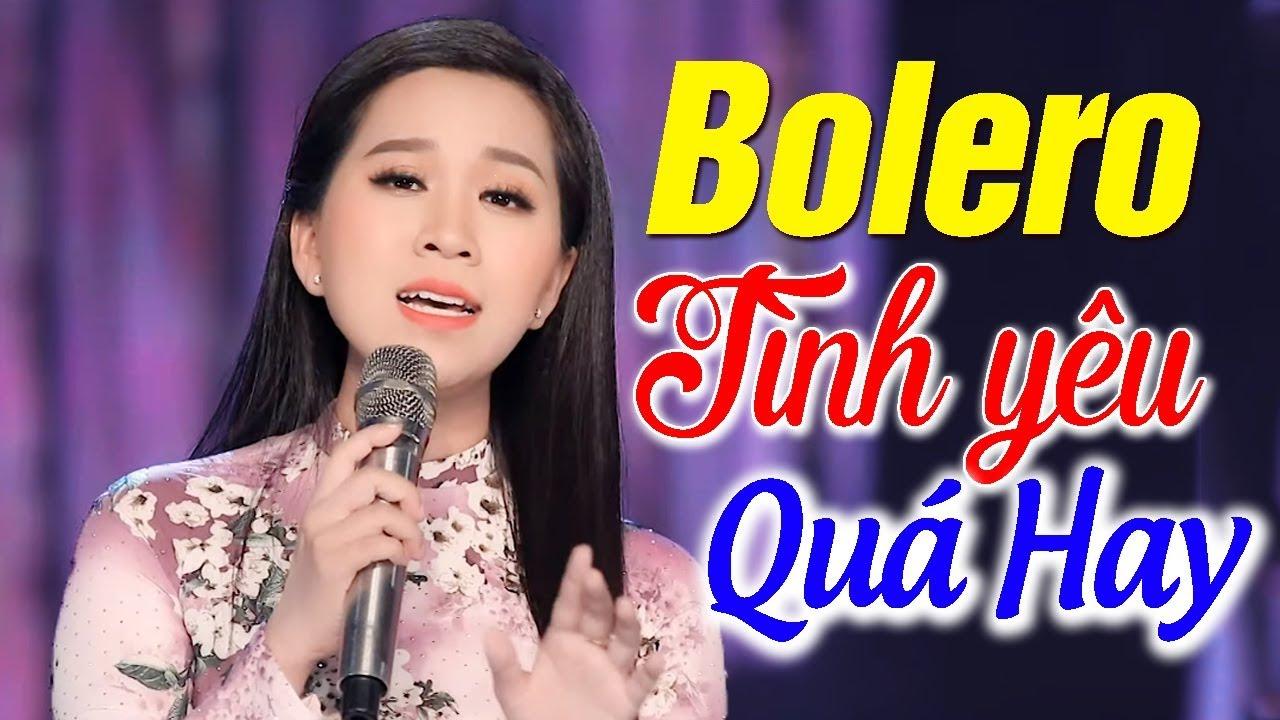 Liên Khúc Nhạc Trữ Tình Bolero TÌNH YÊU ĐÔI LỨA Cực Hay 2020 – Giọng ca ngọt như mía lùi !