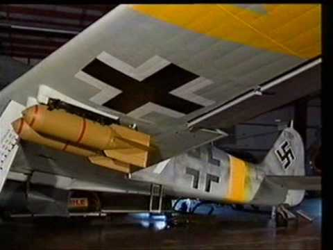 04 Fockewulf Fw-190 El Mas Temible Caza A Pistón - Wings Of The Luftwaffe (Alas De La Luftwaffe)